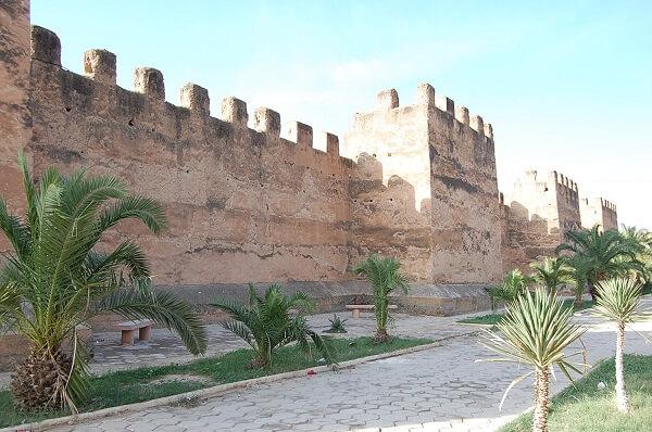 """Taroudant kallas för """"Lilla Marrakech"""", en mycket charmig stad med anor från 1000- talet."""