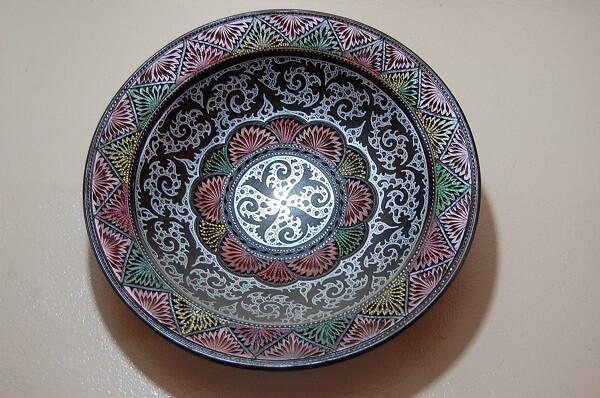 Däremot så fanns det massor med fin keramik.