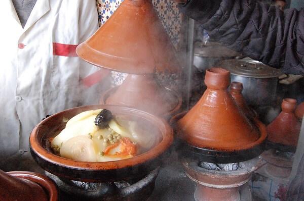 Tagine - marockansk matlagning när den är som bäst!