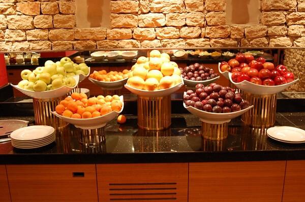 """Inte bara juicen som är god, man tror att man är i """"fruitheaven"""" varje dag."""