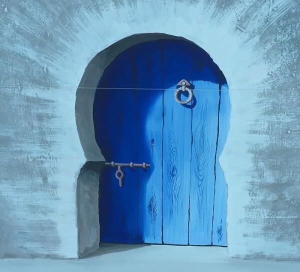 Välkomna till Agadir, öppna dörren och häng med på ett äkta Eastonäventyr!