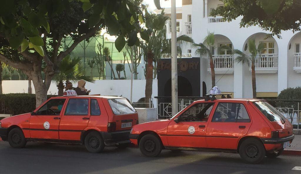 och Taxi Petite.