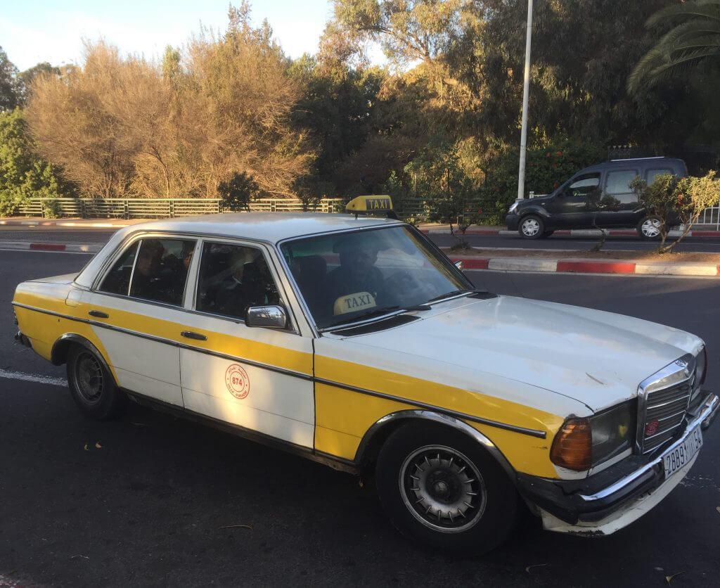Som ytterligare backup finns Taxi Grande.
