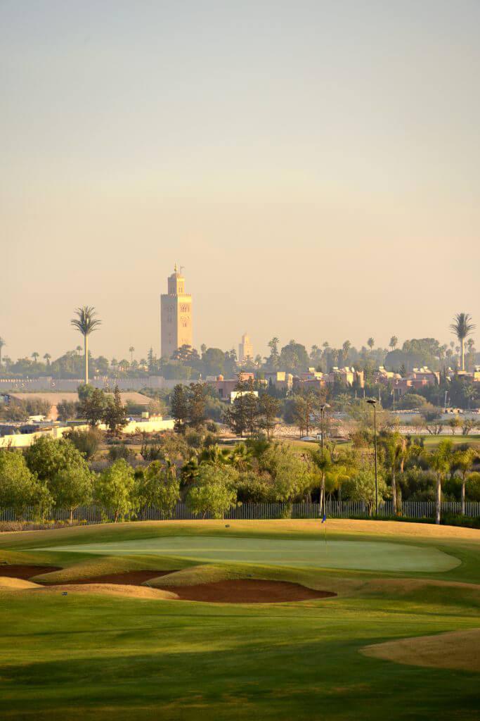 Trevlig golf i fin inramning utlovas.