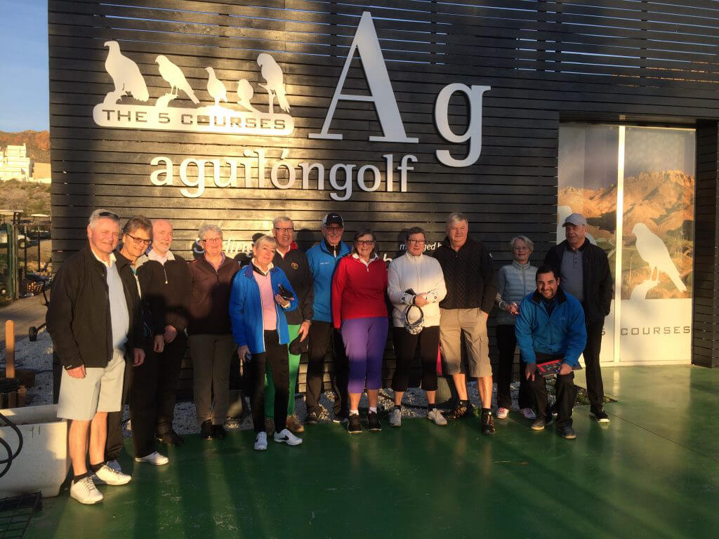 Agilion golf club
