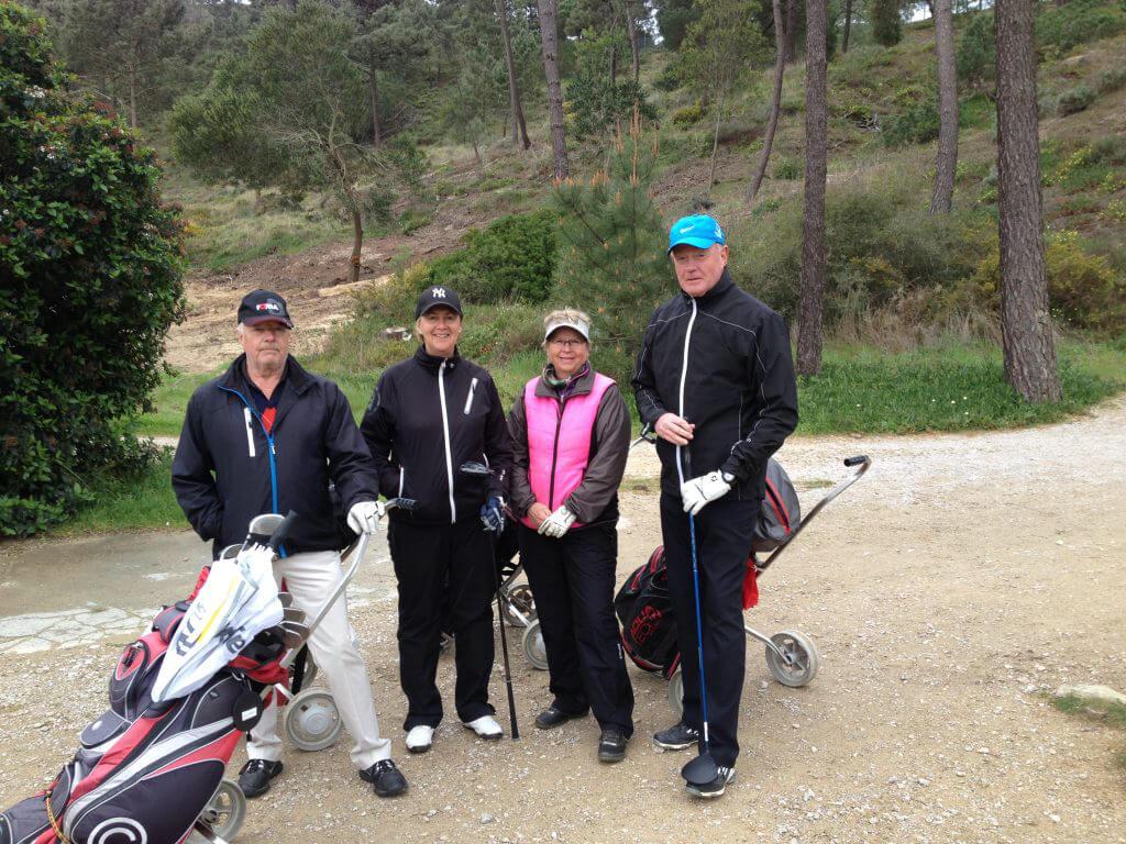 Lag 7 Carl-Gustav, Monica, Janet & Åke