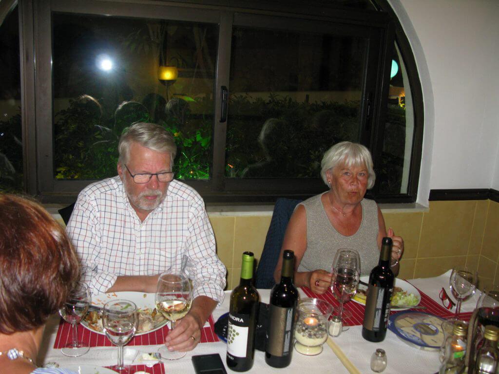 Jan och Inga-Lill.