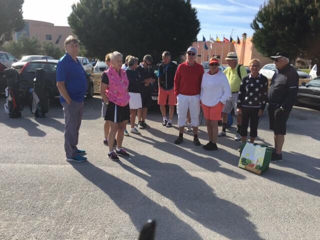 Hej igen från Troia longstay! Här är det ett fantastiskt sommarväder. Vi har spelat på den fina Montadobanan, besökt Lissabon och haft veckans singeltävling på Troia golfbana.