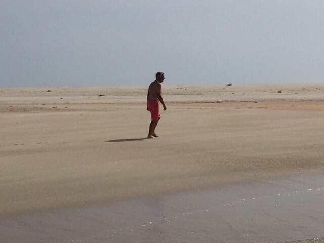 Hej igen från Troia! Långa sandstränder med kristallklart vatten kan man upptäcka här på Troia.